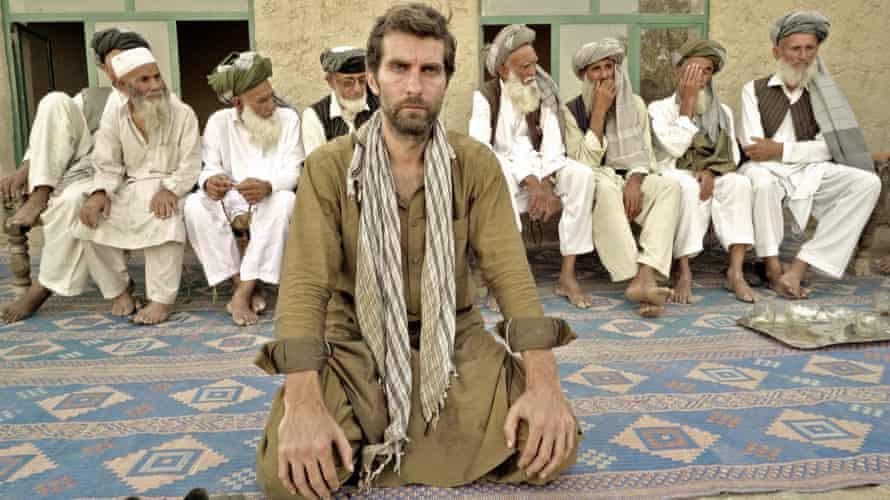 Sam Smith as Mike Wheeler in Jirga.