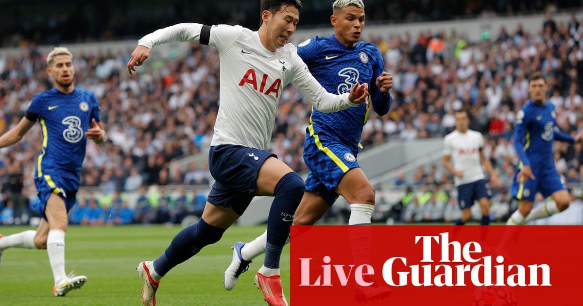 Tottenham v Chelsea: Premier League – live!