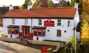 Boathouse pub, Wylam.