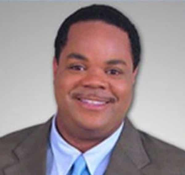 Vester Lee Flanagan, who was known on-air as Bryce Williams is shown in this handout photo from TV station WDBJ7.