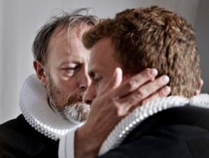 'He was a real piece of work' … Lars Mikkelsen as Johannes in the 'pacy, racy' Ride Upon the Storm.