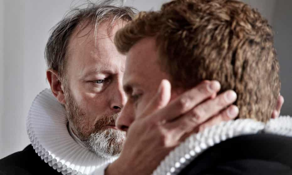 Ruff stuff … Lars Mikkelsen as Johannes and Morten Hee as August in Ride Upon The Storm.