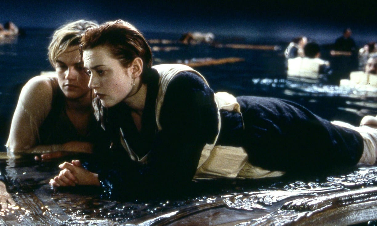Titanic torna al cinema in 3D