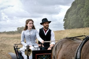 Ann Skelly in BBC Two's 'enthralling' Death and Nightingales.