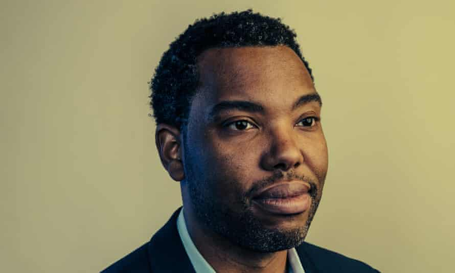Ta-Nehisi Coates: 'a significant number of people in this country have a tolerance for bigotry'. Photograph: Stephen Voss/Redux/eyevine