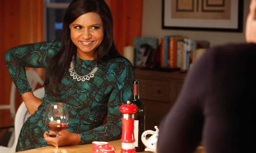 Mindy Kaling in The Mindy Project.