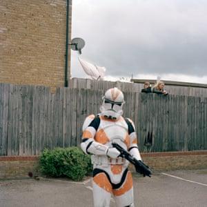 Stormtrooper. Herne Bay, Kent.