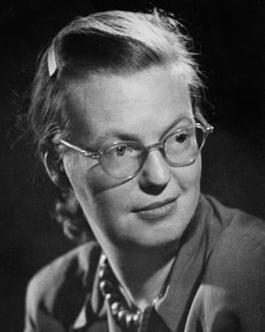 Shirley Jackson, photographed in 1951.
