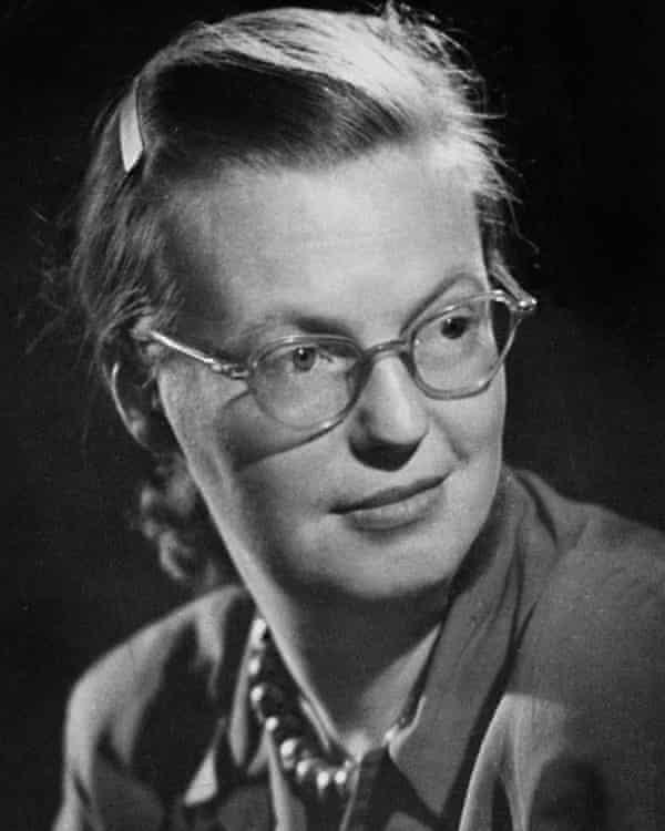 Shirley Jackson in 1951.