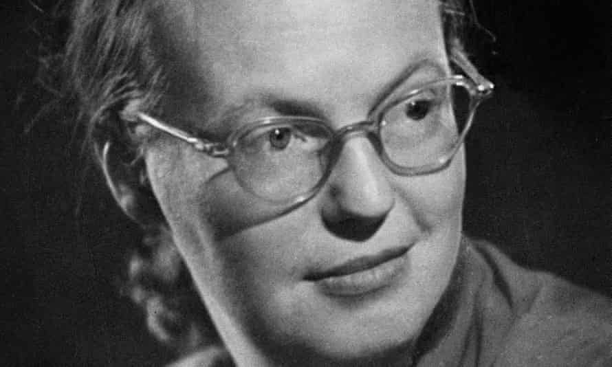 """Shirley Jackson, the author of """"The Road Through the Wall"""", is seen in this April 16, 1951 photo. (AP Photo)"""