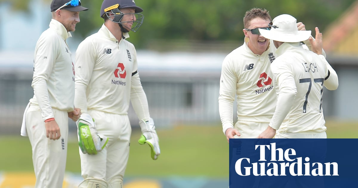 England in control of first Test after Dom Bess skittles Sri Lanka for 135