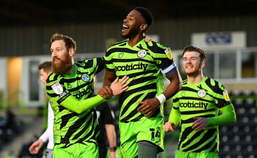 Forest Green Rovers v Colchester United - Sky Bet League Two
