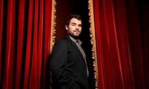 Core strength... Daniel Kramer, Artistic Director of English National Opera.