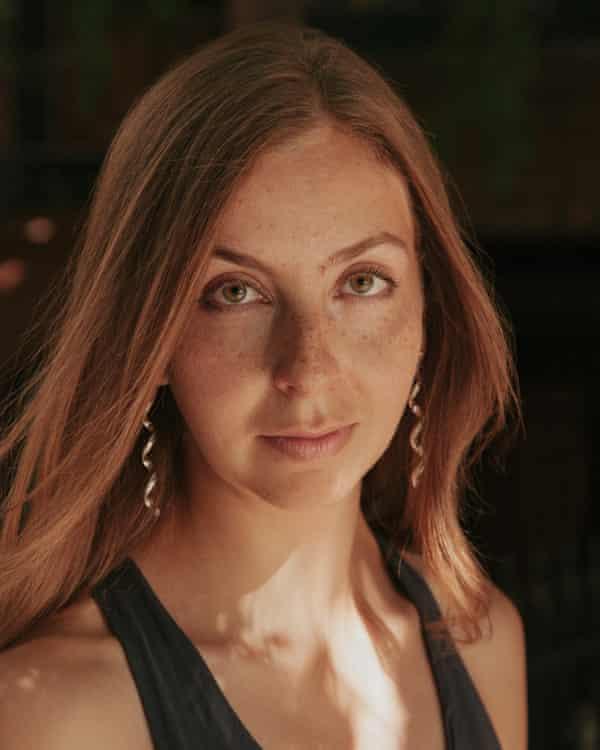 Lady luck: Maria Konnikova.