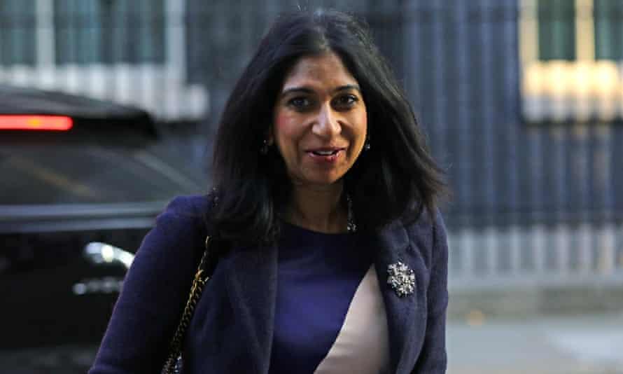 Suella Braverman, the attorney general