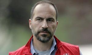 Dara Khosrowshahi, Uber CEO.