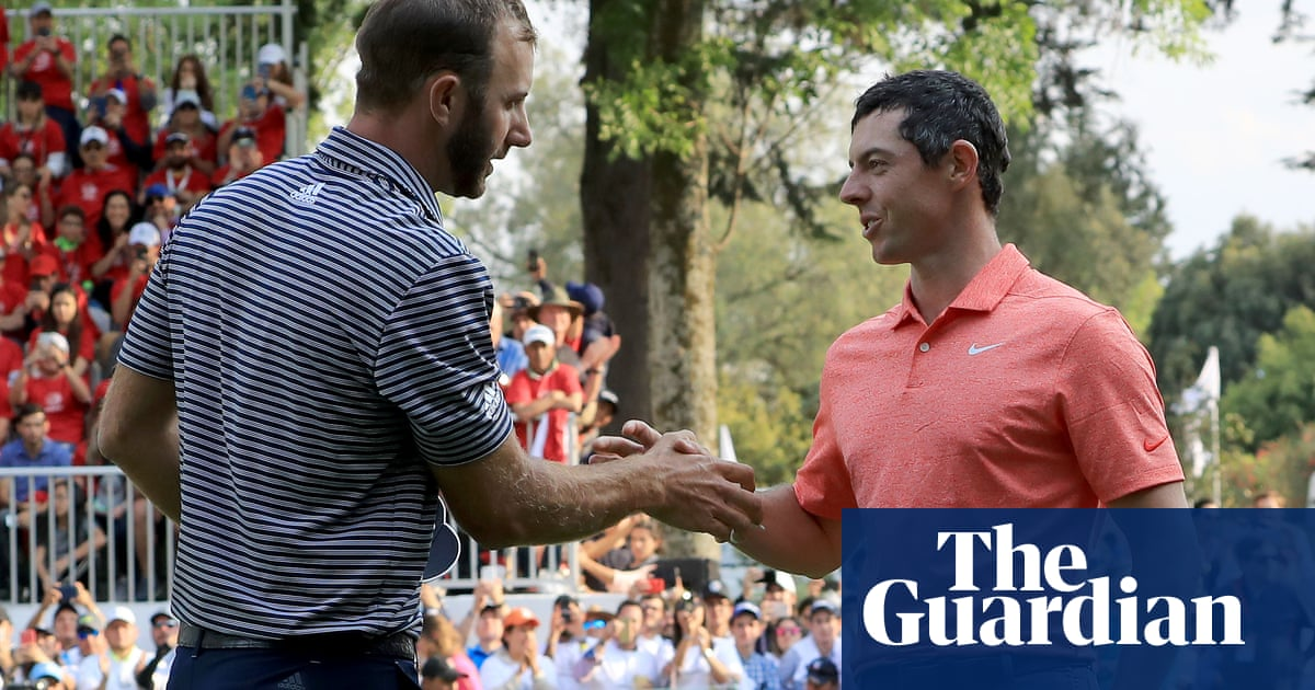 McIlroy and Johnson to team up in $3m golf event for coronavirus charities