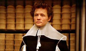 Dudley Sutton as Baron de Laubardemont in The Devils, 1971, directed by Ken Russell.