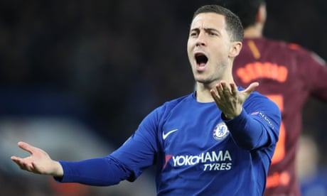 Chelsea need Liverpool's anger to save precarious position at Barcelona | Paul Wilson