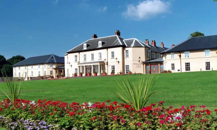 Hardwick Hall Hotel, Sedgefield, County Durham