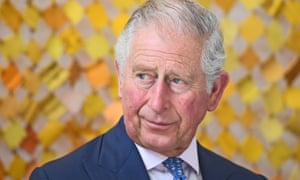 Prince Charles is on the second leg of a tour of three African nations.