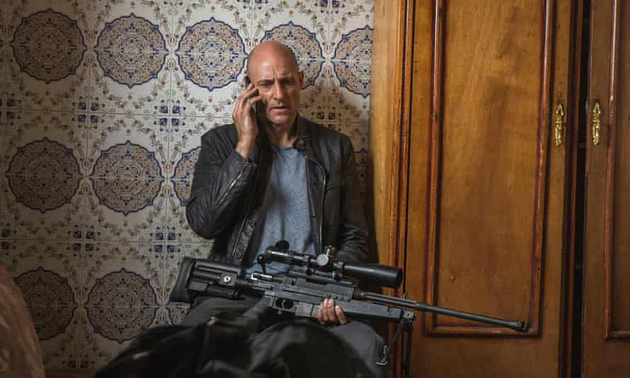 'There's no way they'll believe that storyline' … Mark Strong as Max Easton in Deep State