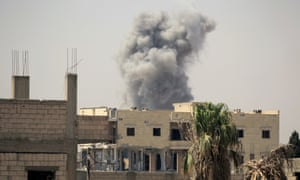 'The situation for those stuck in Raqqa, has become even worse. Airstrikes and shelling kill many people and Isis snipers target those who attempt to flee.'