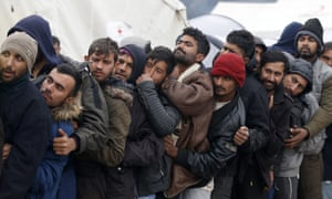 Frontex report shows Afghans accounted for almost a quarter of irregular arrivals to the EU in 2019.