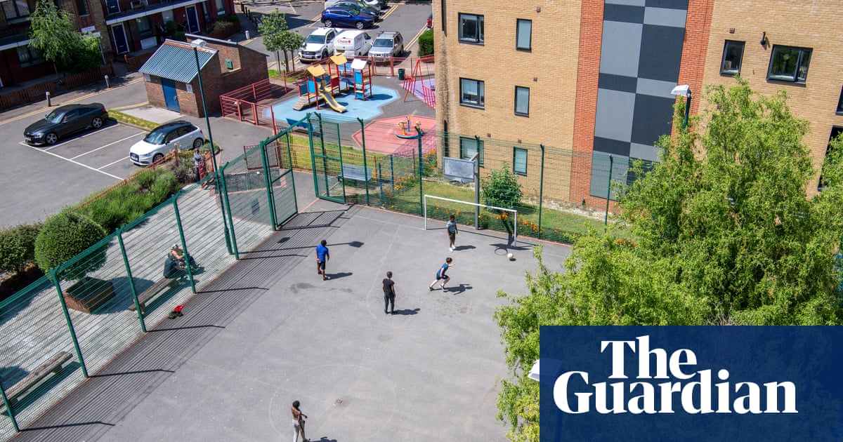 London councils under fire for plans to build homes on play areas