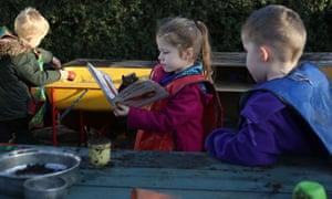 Friars primary school and nursery
