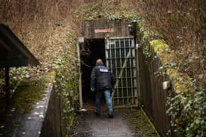The nuclear bunker in Wiltshire