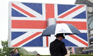 The Royal Ascot going was soft by Tuesday night after heavy rain.