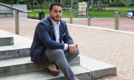 'The new Obama': will Abdul El-Sayed be America's first Muslim governor?