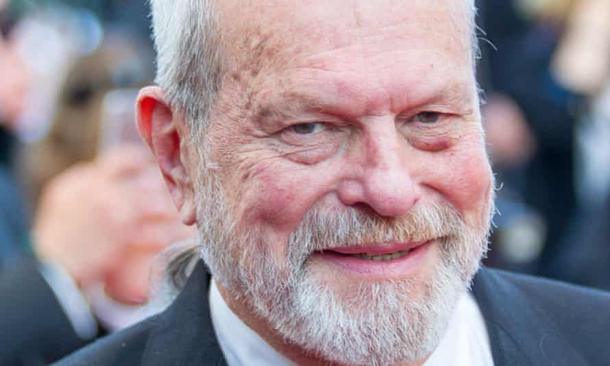 "'I thought, ""God. We kind of fucked up a lot of lives there!''' … Terry Gilliam in Cannes."