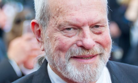 """'I thought, """"God. We kind of fucked up a lot of lives there!''' … Terry Gilliam in Cannes."""