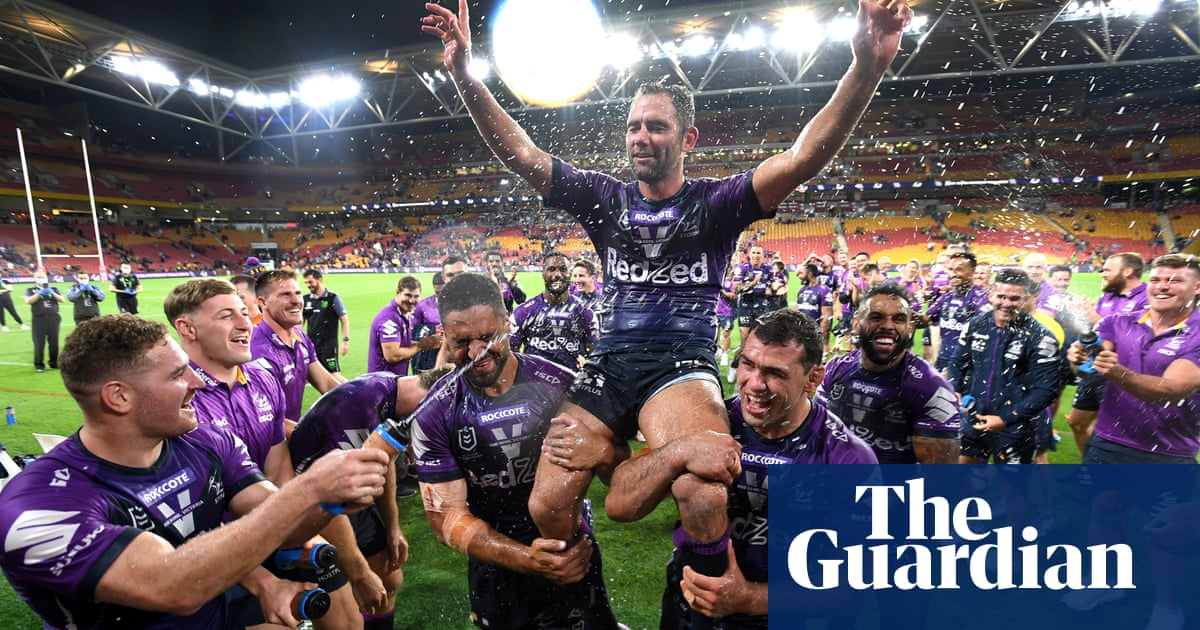 NRL set up for memorable finish to already unforgettable season | Nick Tedeschi