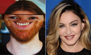 Swaying the polls: Aphex Twin and Madonna