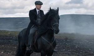 Cillian Murphy as Tommy Shelby