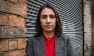 Shaista Gohir of the Muslim Women's Network