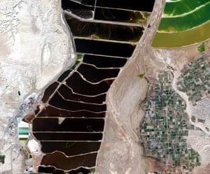 Israeli Dead Sea Works.