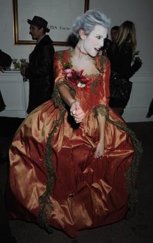 2008 Alexa Chung as Marie Antoinette