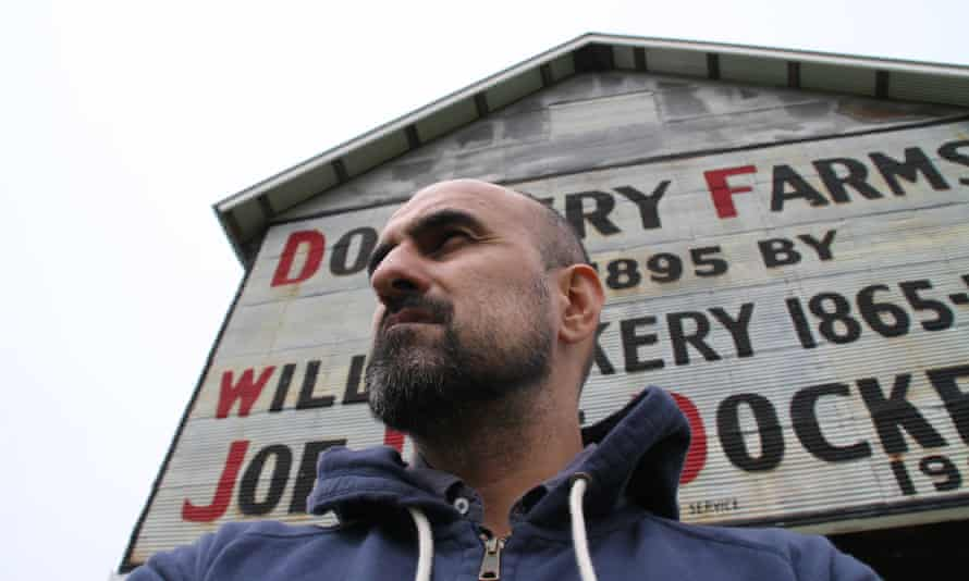 Hari Kunzru at Dockery Farm, a Mississippi blues mecca