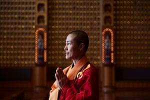 Superintendent Venerable Man Wang