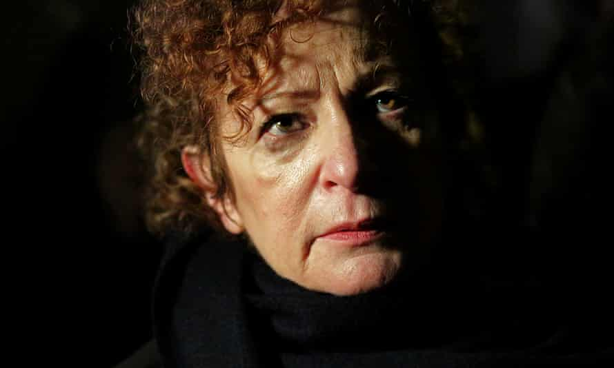 Art photographer Nan Goldin