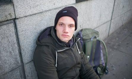 Gabor Kasza, 22