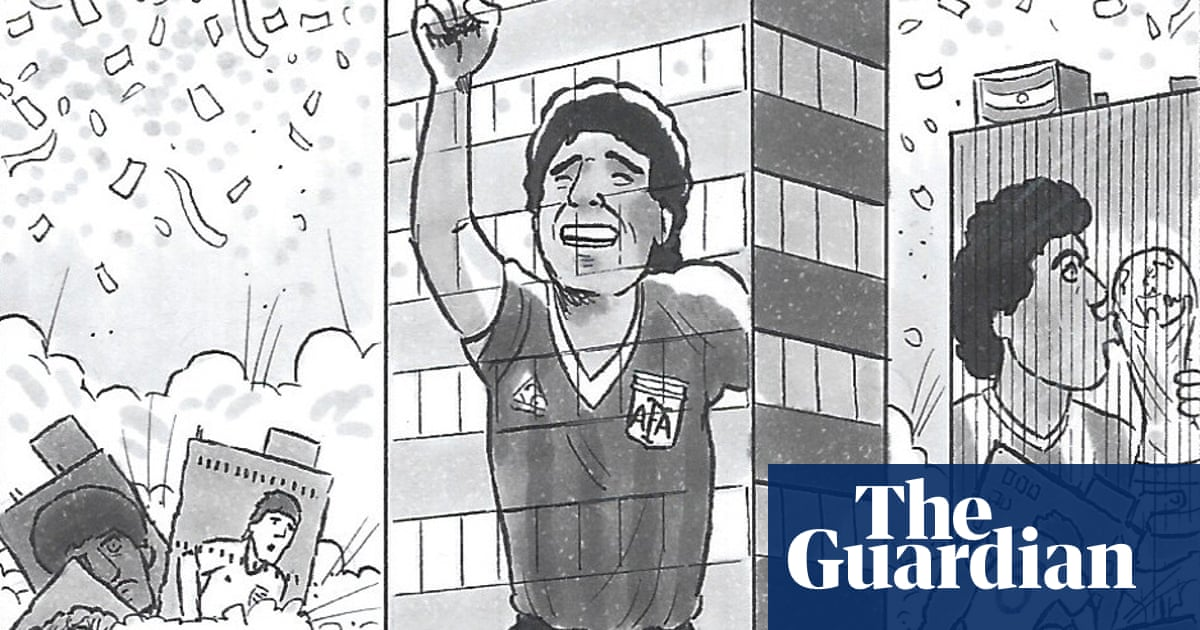 David Squires on … Diego Maradona