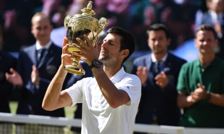 Novak Djokovic seals fourth Wimbledon title in final stroll over Kevin Anderson