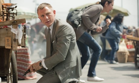 Finally, an enemy James Bond can't escape – the 21st century