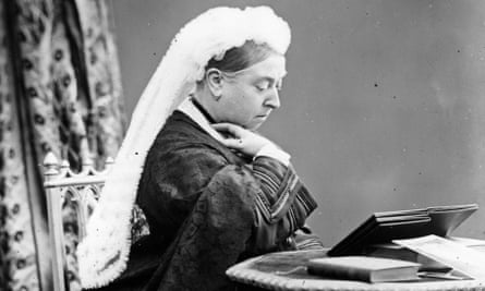 There was 'a tinge of melancholy' to her smile, wrote her biographer. 'No,' scribbled Victoria.