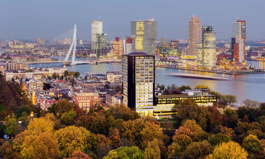 Rotterdam is the largest port in Europe.
